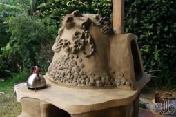 El horno del dragón en Heredia